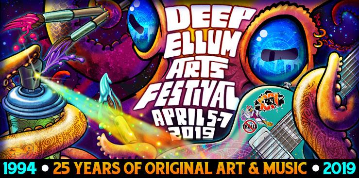 Deep Ellum Art Festival 2019